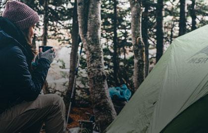 Camping oprema