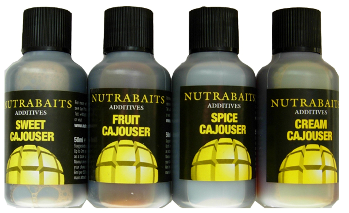 Cajouser – fruit,cream,spice,sweet 50 ml.