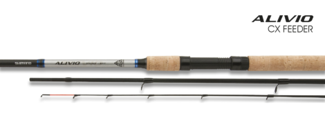 Shimano ALIVIO CX feeder heavy 13′ / 3,96m