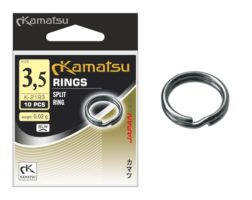KAMATSU SPLIT RINGS 5MM