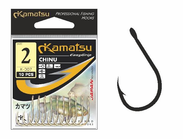 KAMATSU CHINU RING 1-2