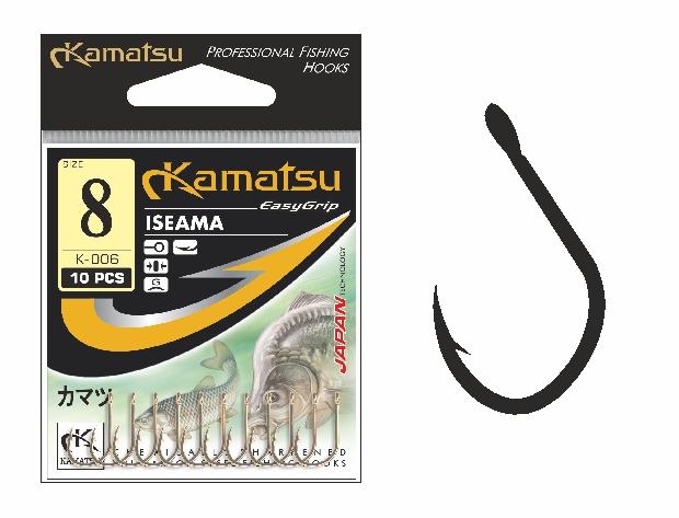 KAMATSU ISEAMA RING 1/0-2-zlatna