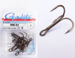 GAMAKATSU 13B TREBLE HOOK 4