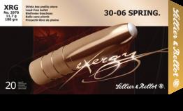 S&B .30-06 XRG 11,7GR.