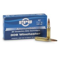 PPU 308 WIN. SP 11,7GR.