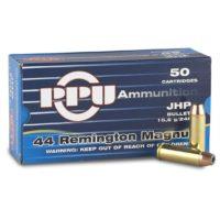 PPU .44 REM.MAG JHP 15,6GR.