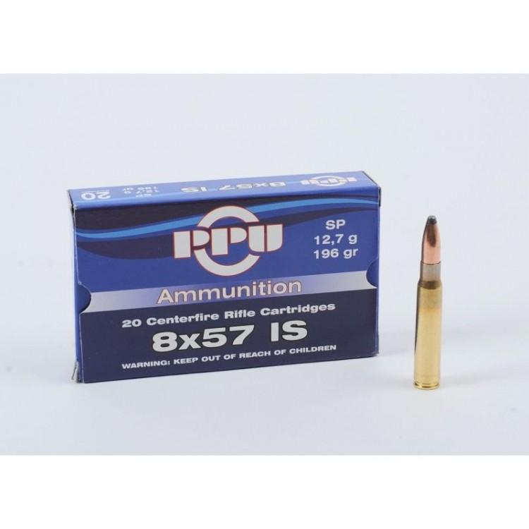 PPU 8X57 IS SP 12,7GR.