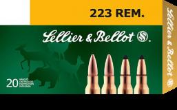 S&B 223 REM. SP 3,6GR.