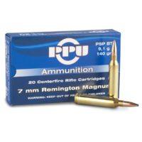 PPU 7MM REM. MAG SP 11,3GR.