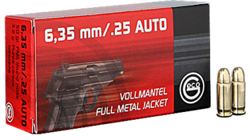 GECO 6,35MM FMJ 3,2GR.