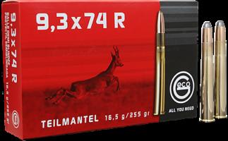 GECO 9,3x74R TM 16,5GR.