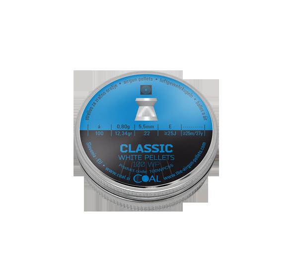 Diabole CLASSIC 5,5 mm / .22 / 100 kom / tupi