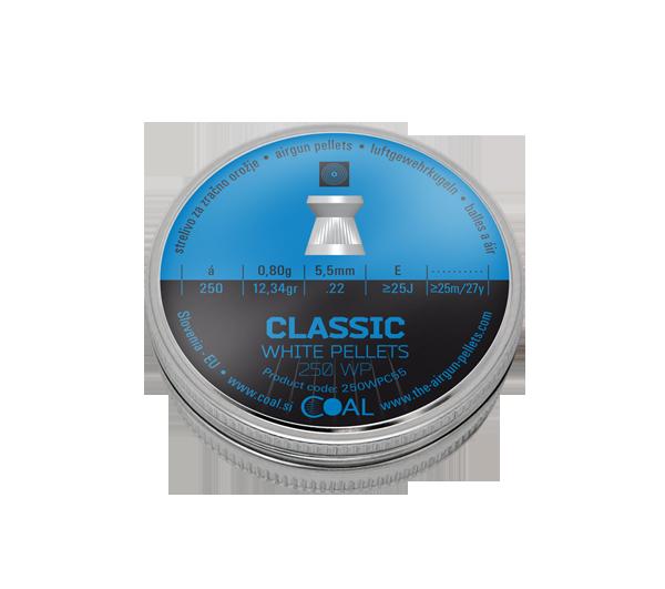 Diabole CLASSIC 5,5 mm / .22 / 250 kom / tupe