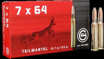 GECO 7×64 TM 10,7GR.