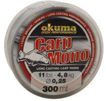 OKUMA CARP MONO NAJLON 0.33MM/300M