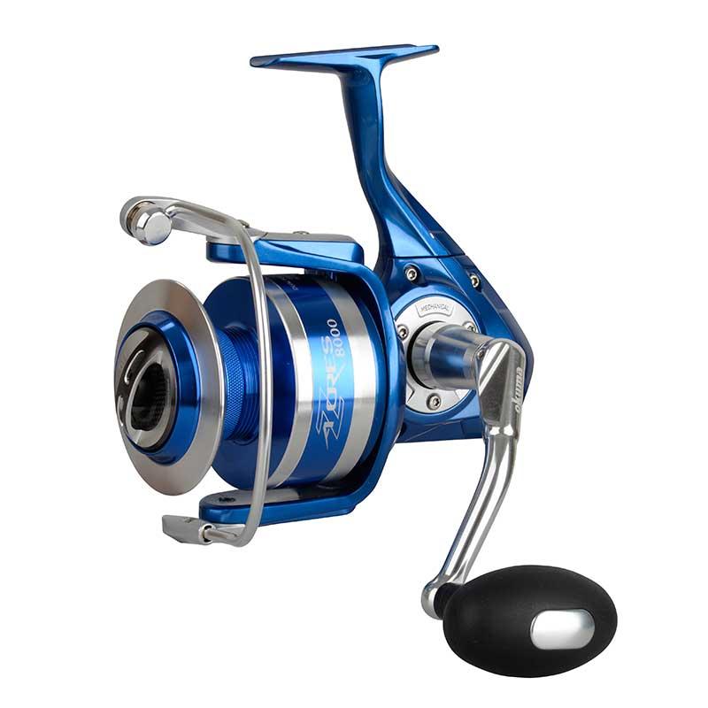 OKUMA AZORES BLUE 6500