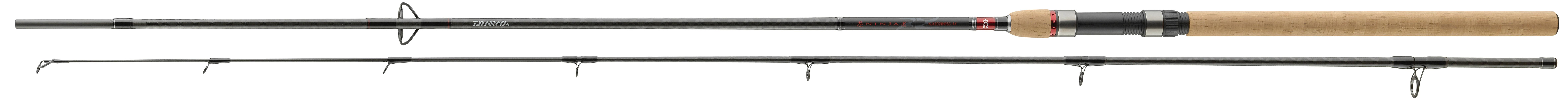 DAIWA NINJA X SPIN 2,40M 50-100GR.