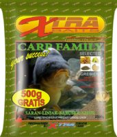XTRA CARP FAMILY PRIHRANA-2.5KG