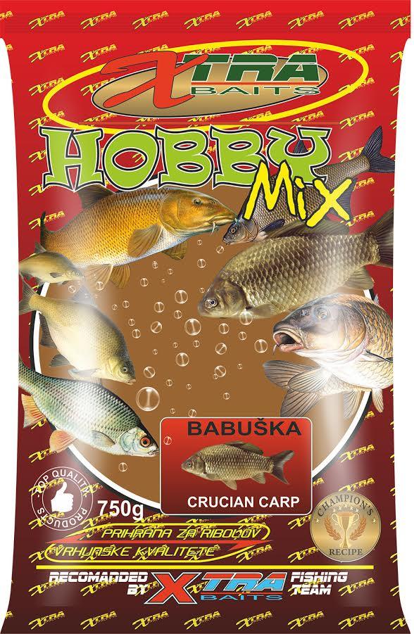 XTRA HOBBY BABUŠKA 750G
