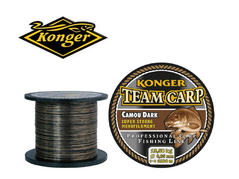 KONGER TEAM CARP 0,40MM/1000M