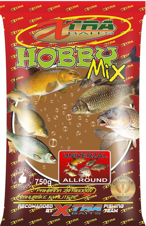 XTRA HOBBY ALLROUND 750G