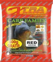 XTRA CARP FAMILY RED 2.5KG