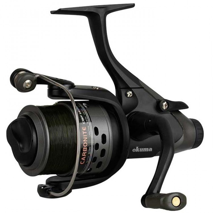 OKUMA BAITFEEDER CARBONITE CBF-55