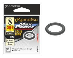 KAMATSU SOLID RING 6MM/135KG