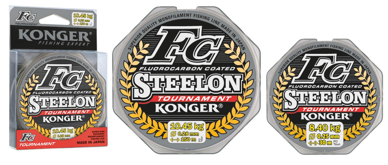 KONGER STEELON FC TOURNAMENT NAJLON 30M/0,20MM