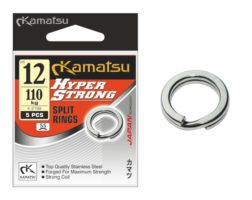 KAMATSU SPLIT RING HYPER STRONG 6MM/43KG