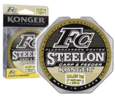 KONGER STEELON CARP&FEEDER 0,22-0,28MM/150M