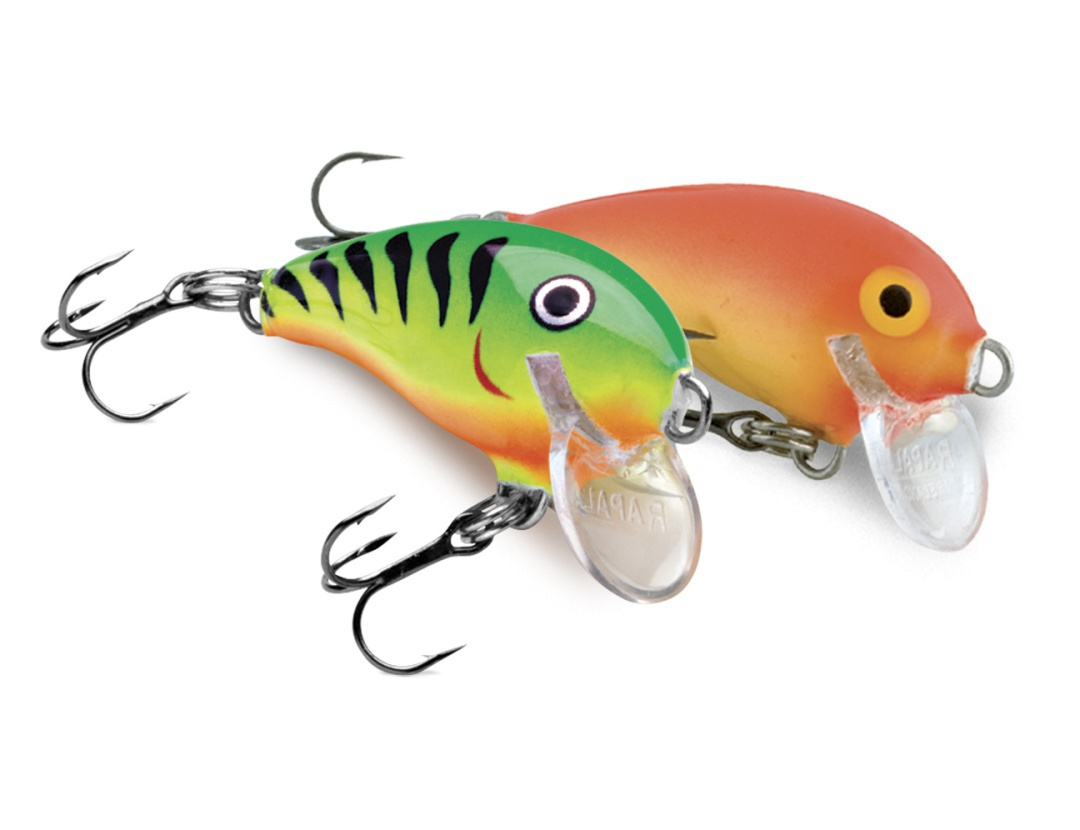 RAPALA MINI FAT RAP MFR-3