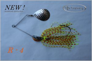 DP SPINNERBAIT R-4