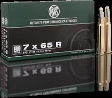 RWS 7X65R EVOLUTION 10,3GR.
