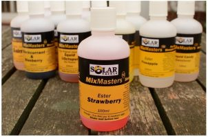 SOLAR TACKLE ESTER STRAWBERRY 100ML