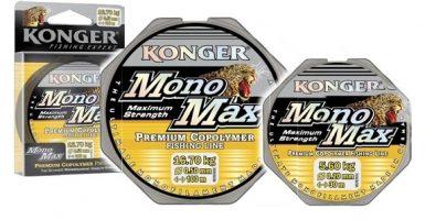 KONGER MONOMAX FC COATED 0,14-0,25MM/150M