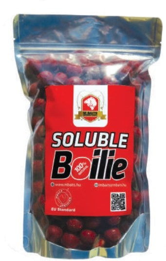 M-BAITS SOLUBLE BOILE 3KG/22MM