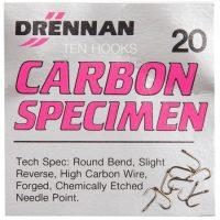 DRENNAN CARBON SPECIMEN RING 4