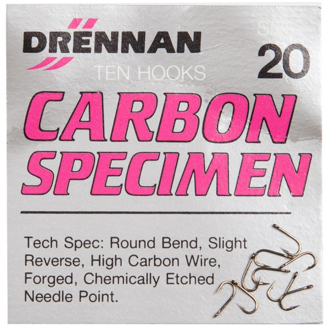 DRENNAN CARBON SPECIMEN RING 2