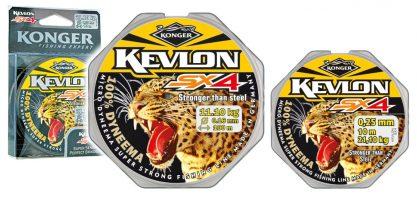 KONGER KEVLON SX4 UPREDENICA 0,25MM/100M
