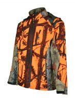 PERCUSSION JAKNA SOFTSHELL GHOST CAMOU