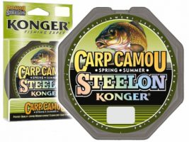 KONGER STEELON CARP CAMOU SPRING UPREDENICA 0,22MM/150M
