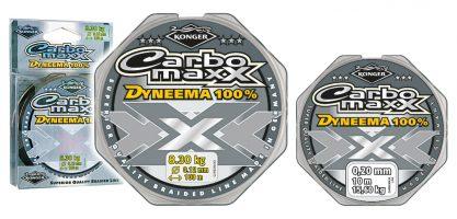 KONGER CARBOMAXX DYNEEMA 100% 0,14-0,30MM/100M