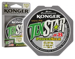KONGER TEXSTAR POWER SILK 0,22MM/135M