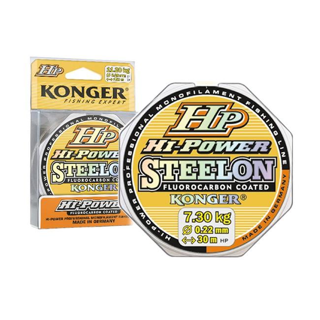KONGER STEELON HIGH POWER FC 0,14-0,30MM/150M
