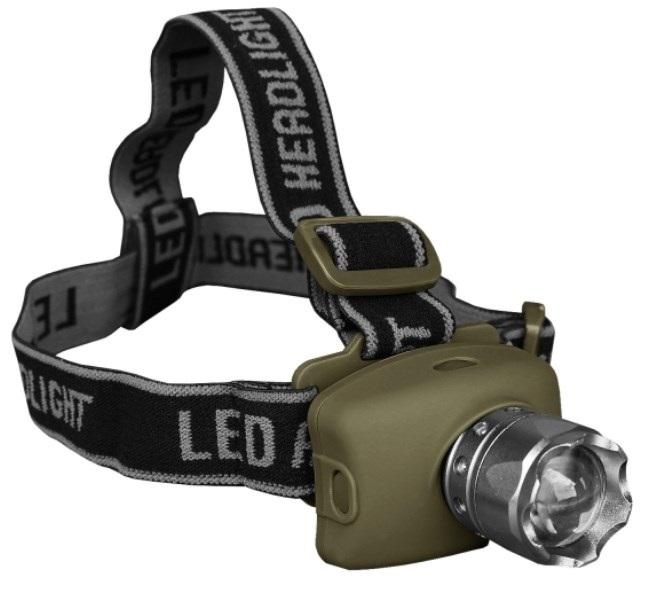 MIL-TEC NAGLAVNA LED LAMPA