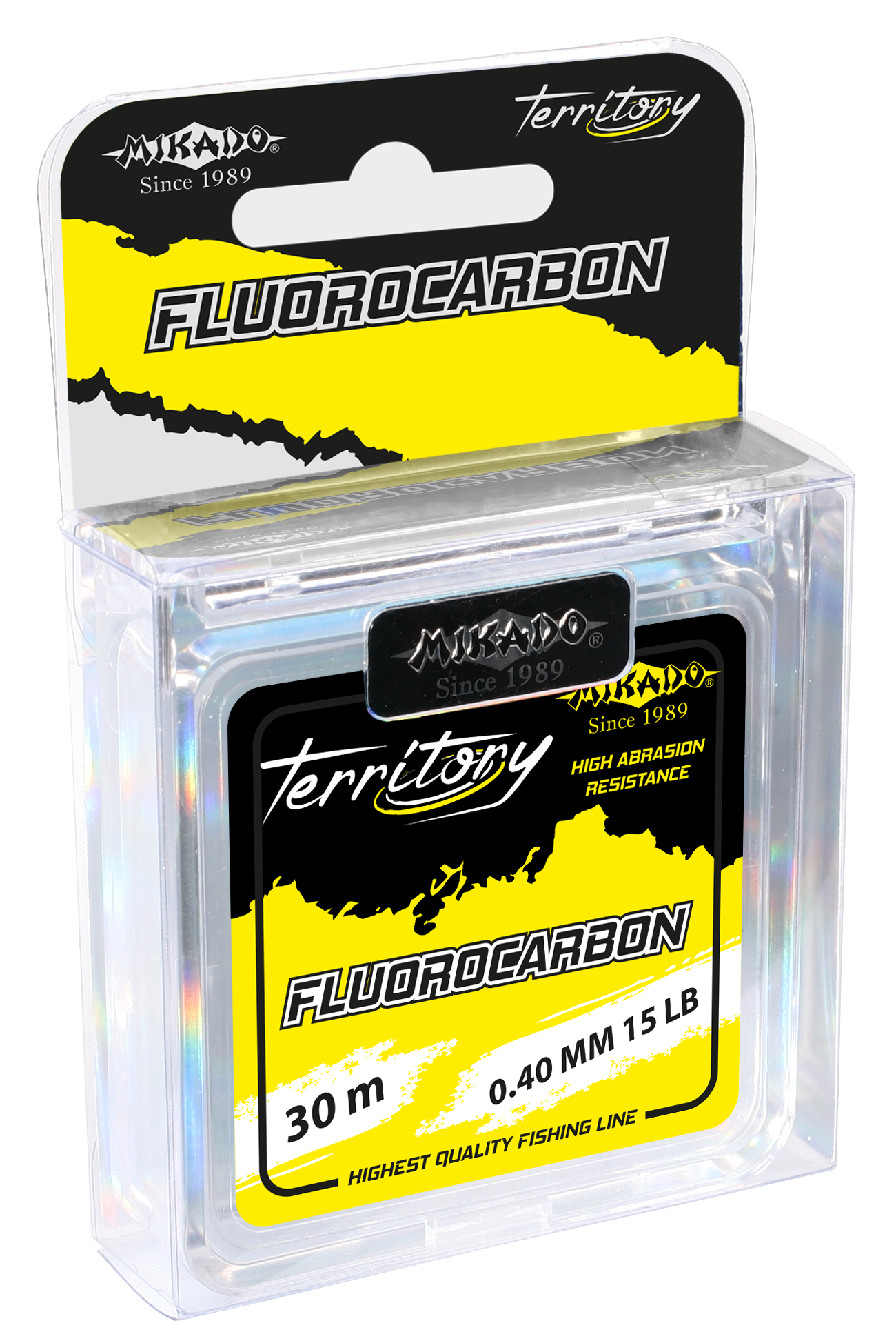 MIKADO FLUOROCARBON CARP TERRITORY 0,40MM/30M