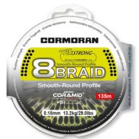 CORMORAN CORA STRONG 8-BRAID 135M/0,10-0,40MM