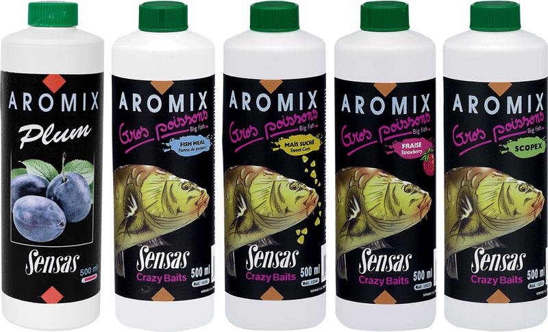 AROMIX SENSAS ADITIV 500ML
