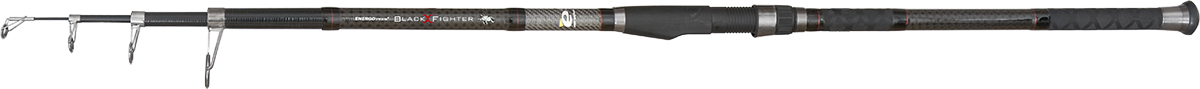 ENERGOFISH BLACK FIGHTER TELE CARP 330CM/40-80G